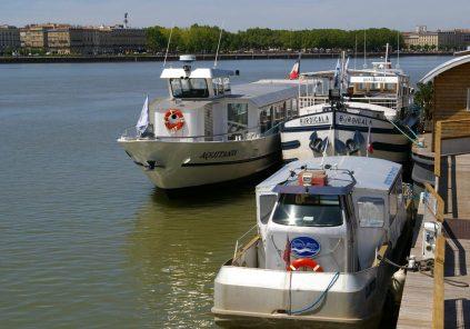 Bateau-taxi Clapotine