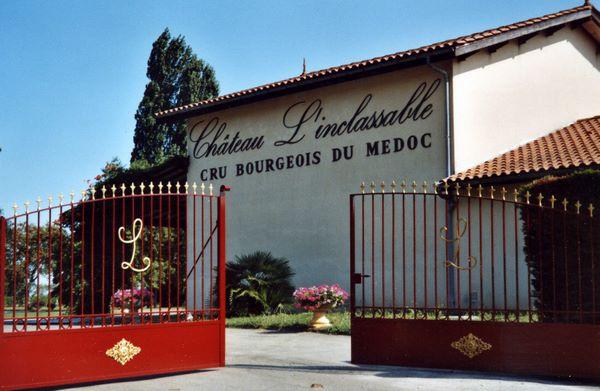 Prignac-en-médoc – château l'Inclassable