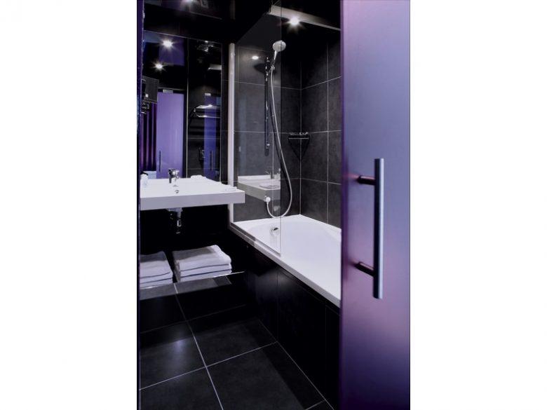 Quality suites Salle de bain