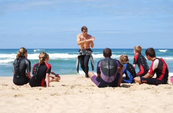 Romain – Ecole de surf du Bassin d'Arcachon
