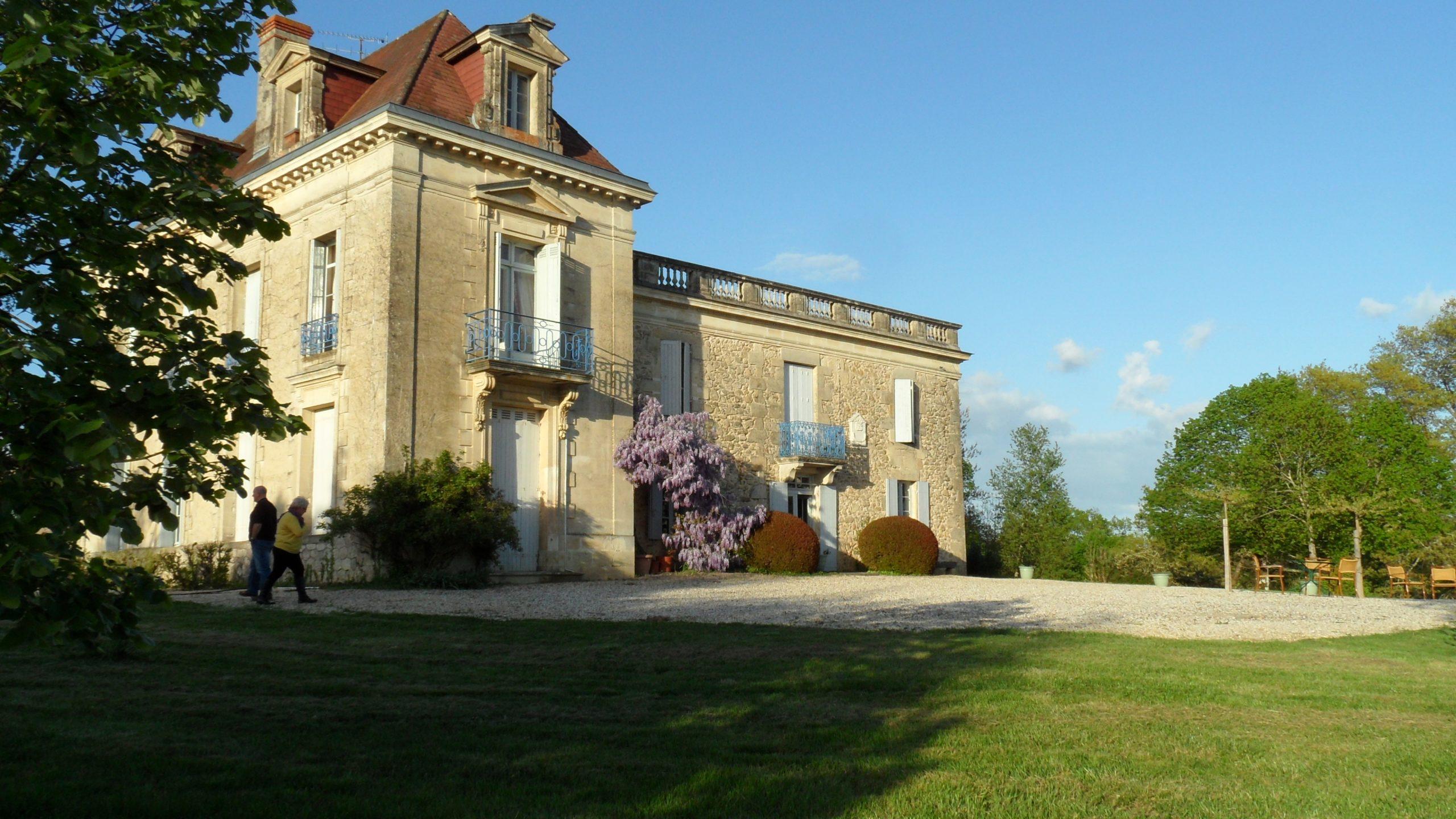 Destination Garonne, Château du Broustaret, Rions