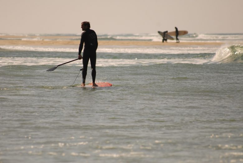 SURF EN BUCH – STAND UP PADDLE