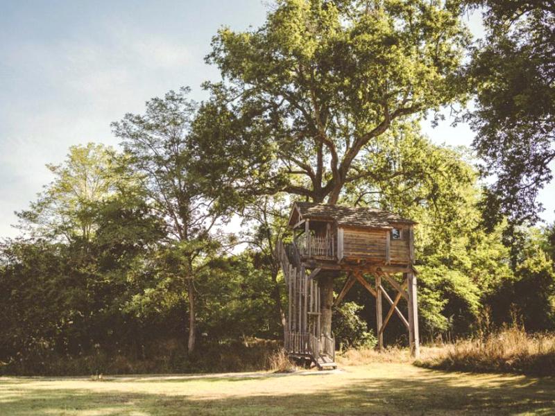 Saint-Côme – Moulin de Laboirie – cabane (3)
