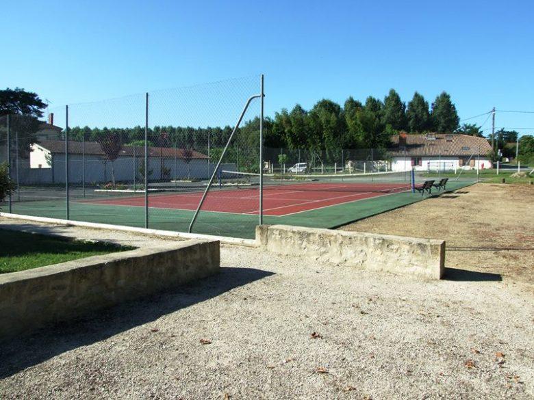 Saint-Côme – tennis