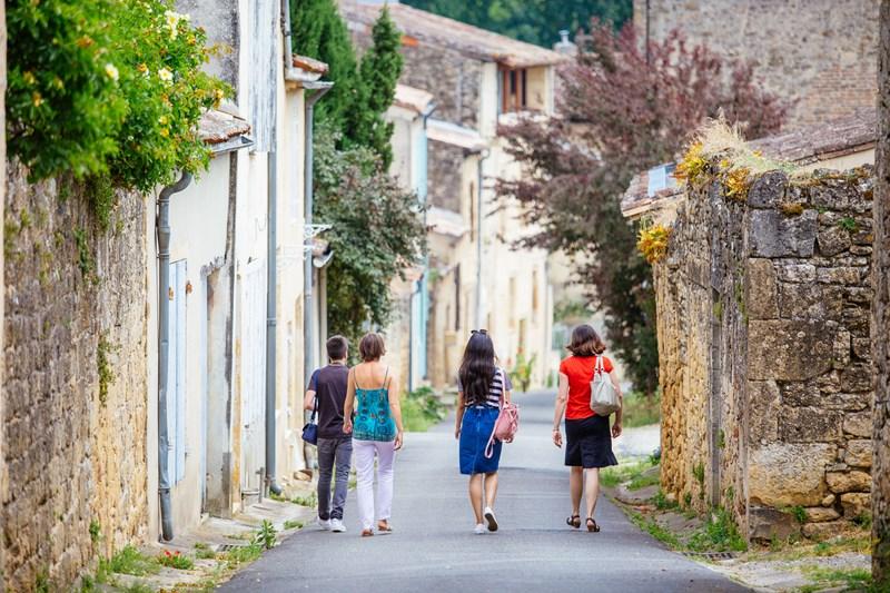 Visite guidée de Saint-Macaire – SUD-GIRONDE