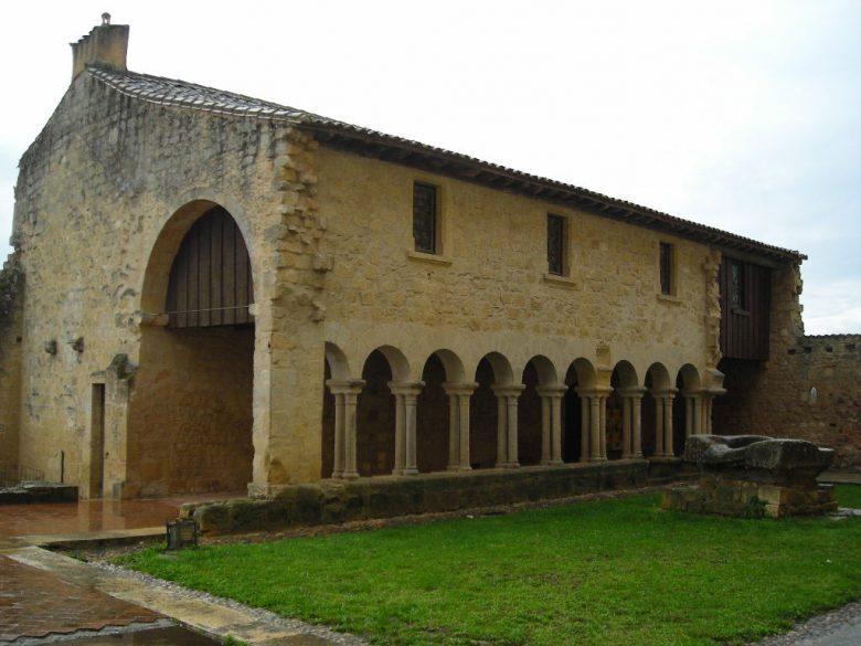 Saint-Macaire le prieuré
