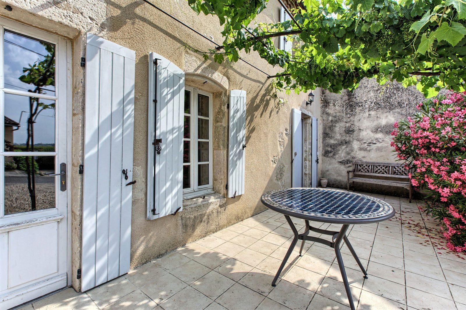 Saint-Seurin-de-Cursac – Mme MORVAN