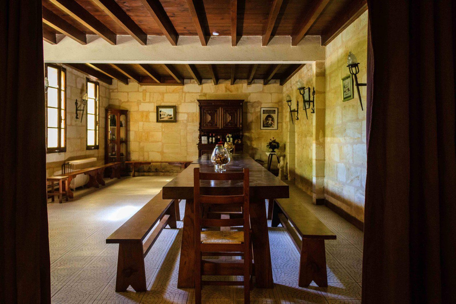 Salle de dégustation Château Champion by VinoPixo