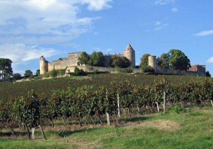 Boucle du Château de Benauges Arbis
