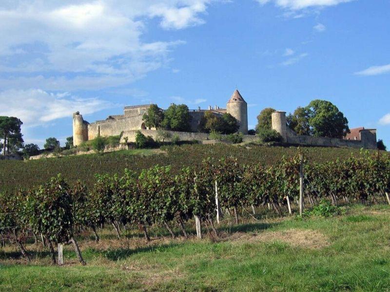 Château de Benauge