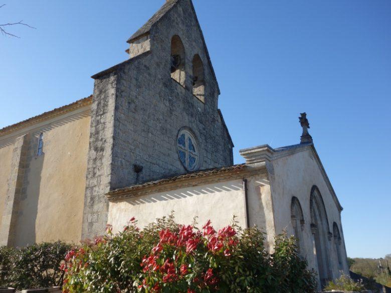 Sauviac – église (1)