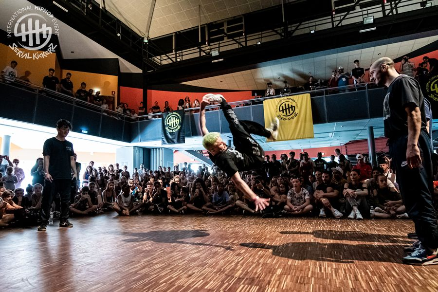 Battle danse Hip-Hop