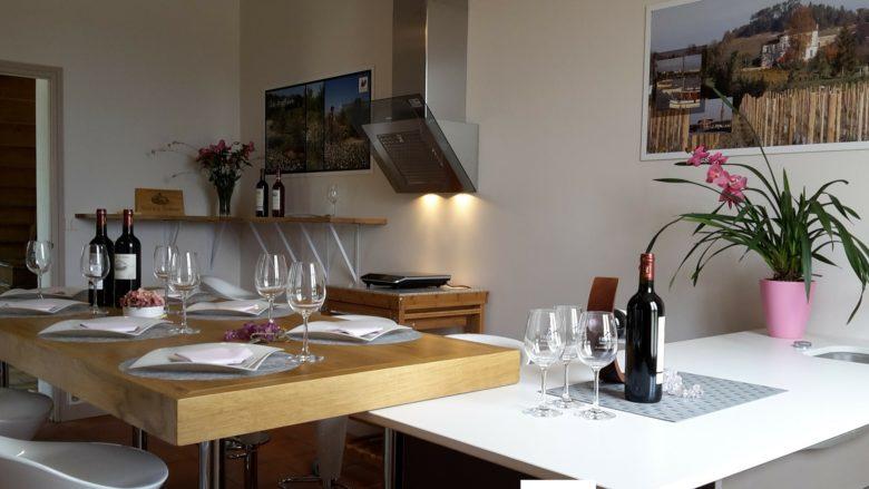 Sirtaqui – Vignobles Dorneau – atelier truffe cuisine