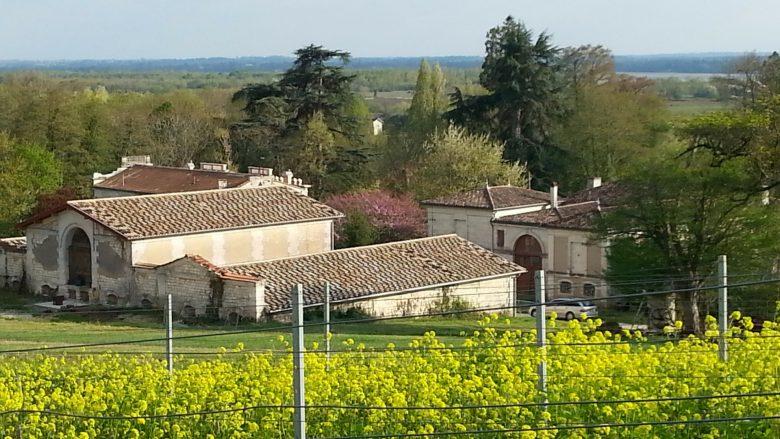 Sirtaqui -Château l'Escarderie – extérieur