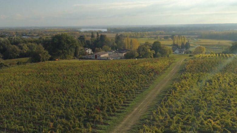 Sirtaqui -Château l'Escarderie – vue extérieure