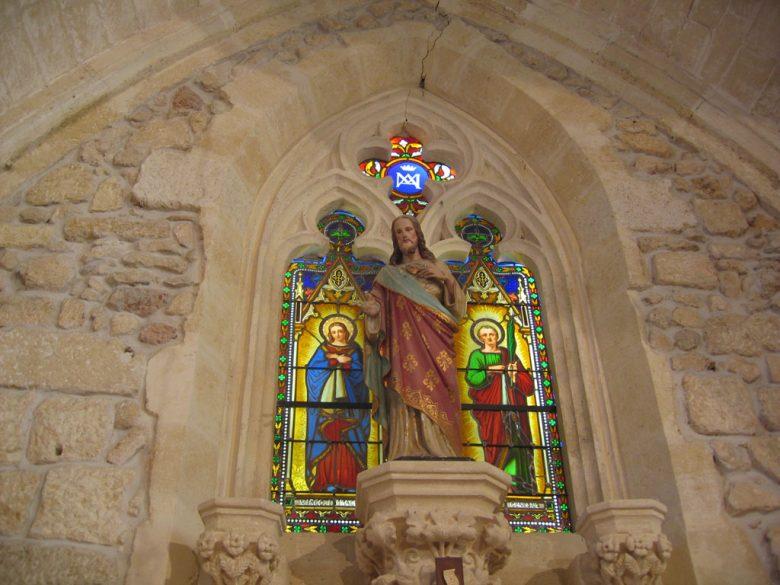 Soulignac Église Saint-Genès 2