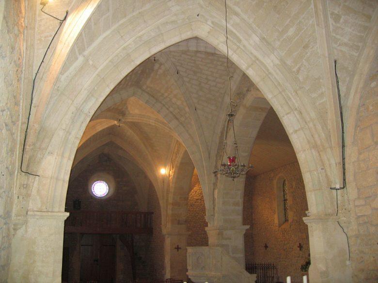 Soulignac Église Saint-Genès 3