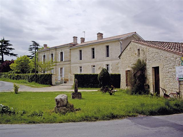 St-Loubès – Château La Lande St Jean