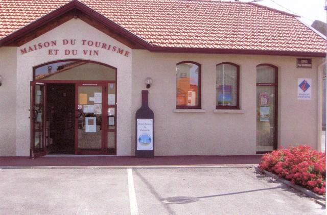 St-Seurin-de-Cadourne – Maison du Vin