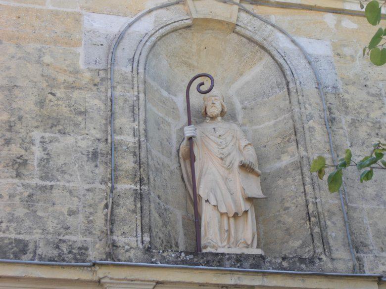Statue Saint Medard