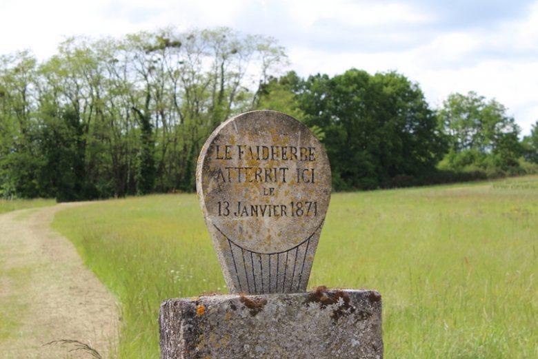 Stèle de Faidherbe
