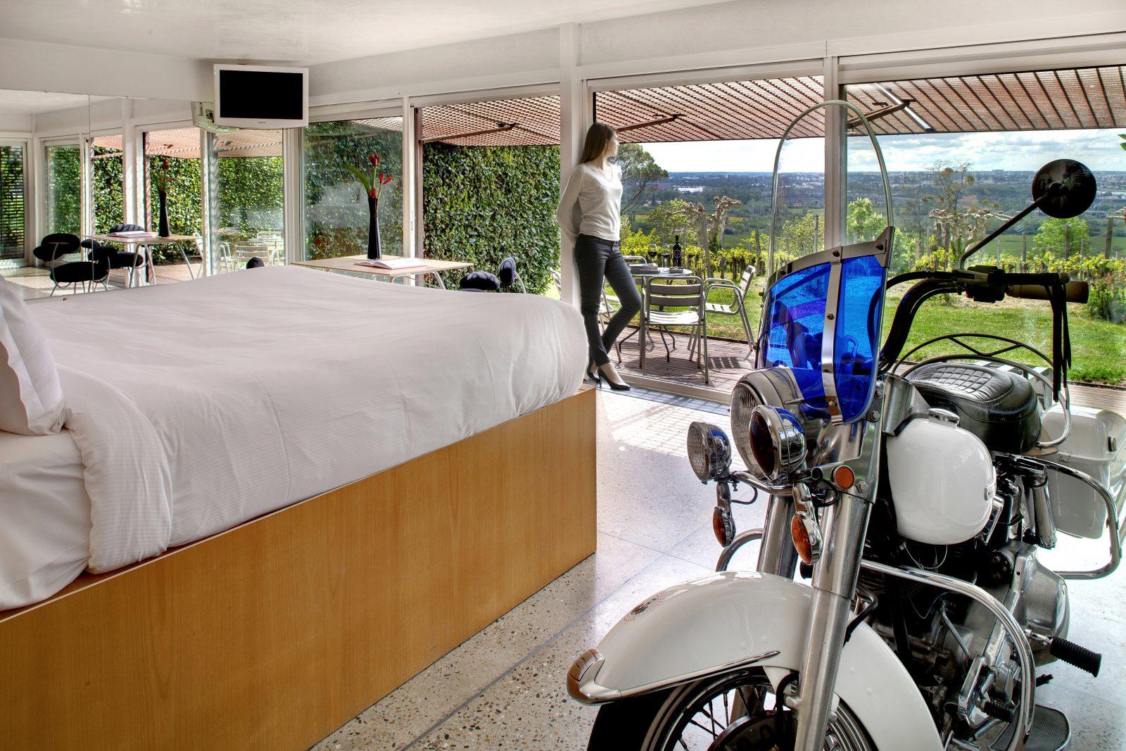 Suite Harley Davidson