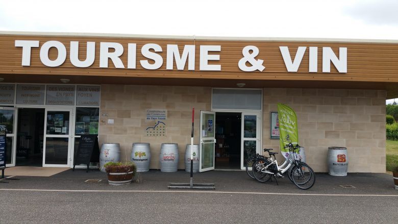 TOURISME&VIN à Pineuilh