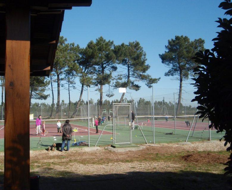 Tennis club de La Teste de Buch