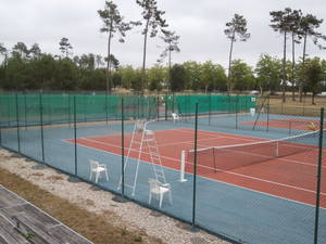 Tennis court Ext.
