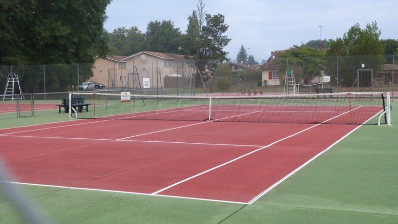 Terrain de Tennis de Mios à MIOS - Equipements de loisirs - Gironde ...