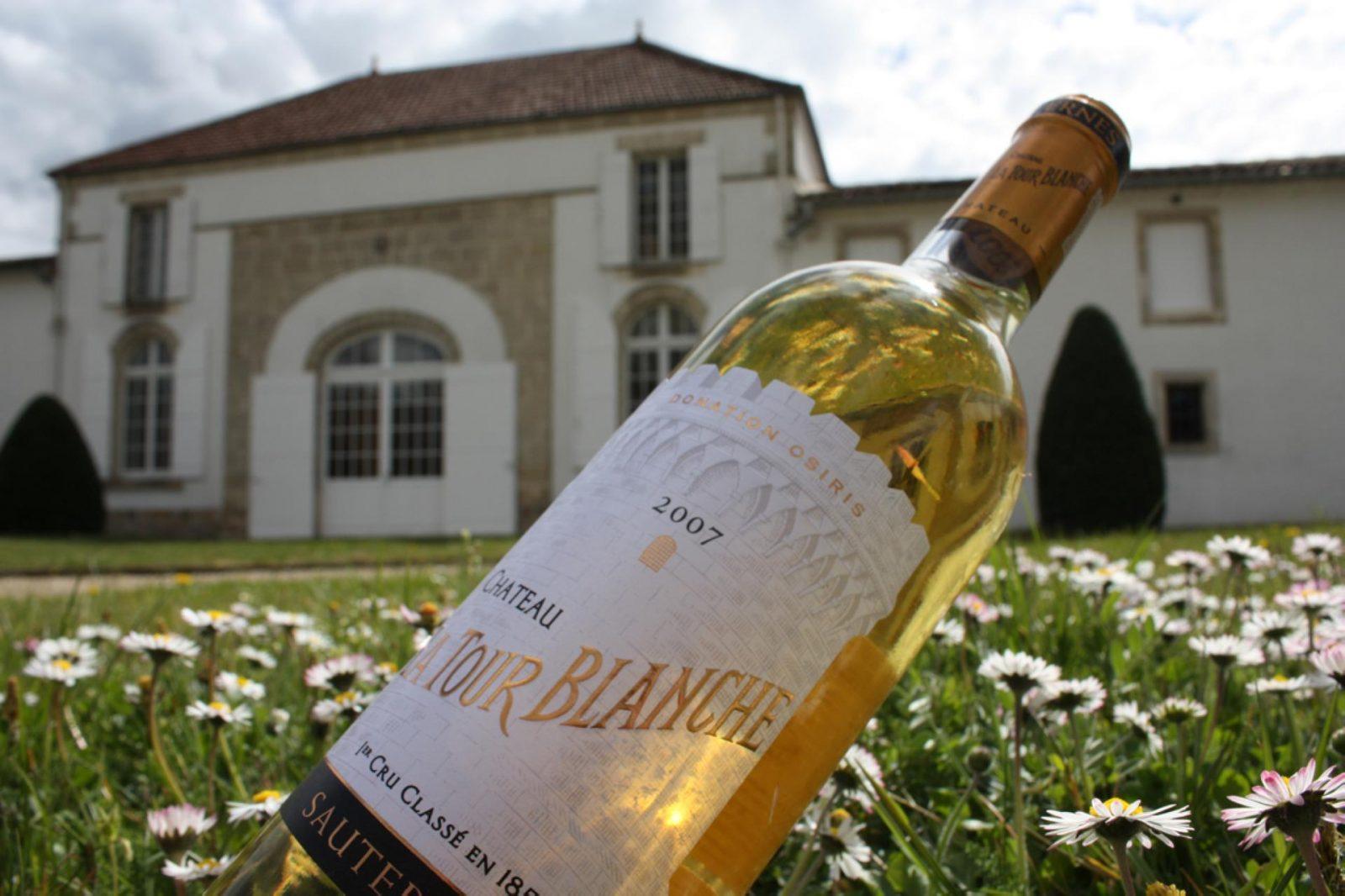 Château La Tour Blanche – BOMMES – Sud-Gironde