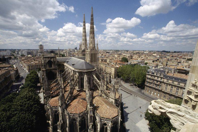 Chevet de la cathédrale