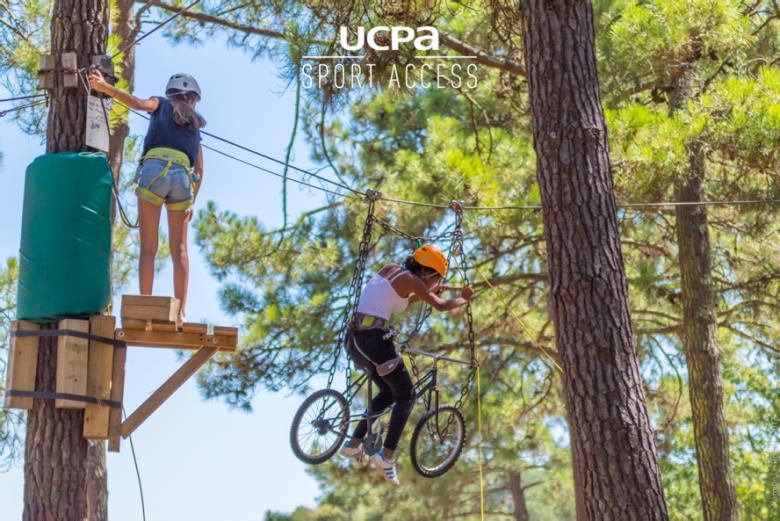 UCPA – Parcours Aventure 3