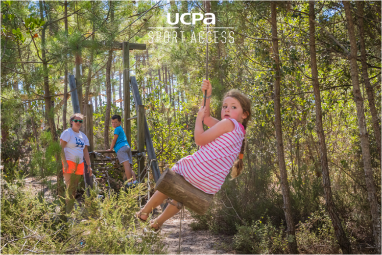 UCPA – Parcours Aventure 5