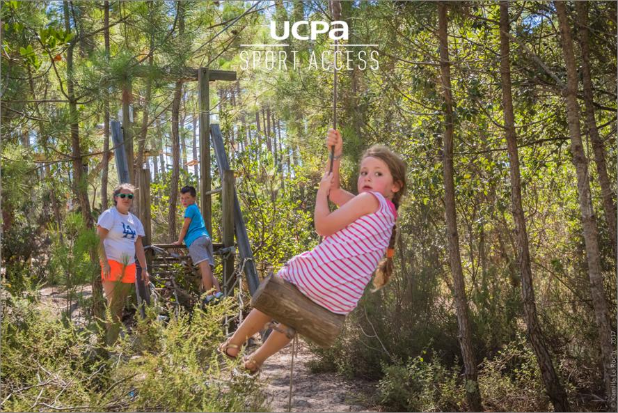 UCPA – Parcours Aventure 5