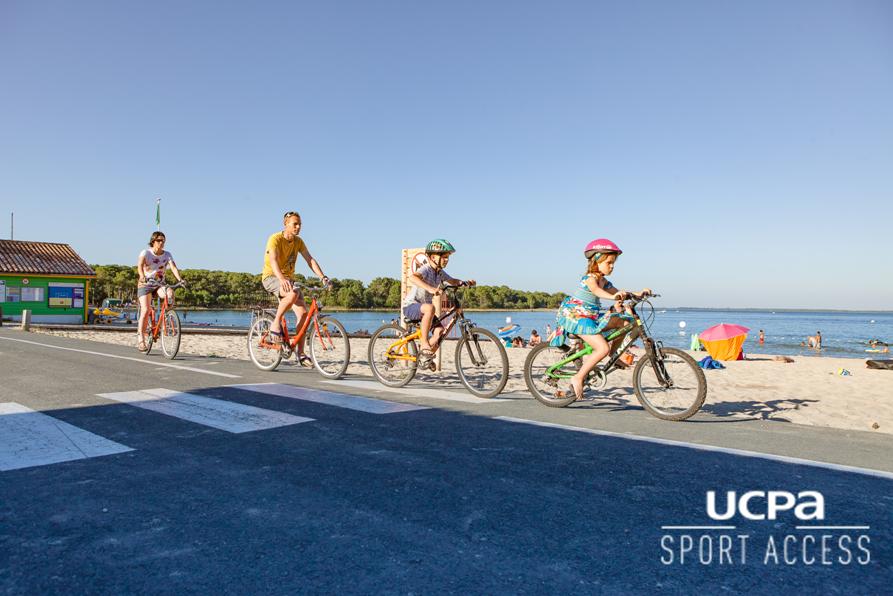 UCPA Bombannes – Location de vélos 1
