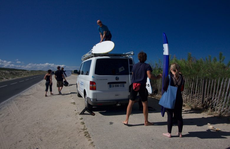 Ulmo Surf school5