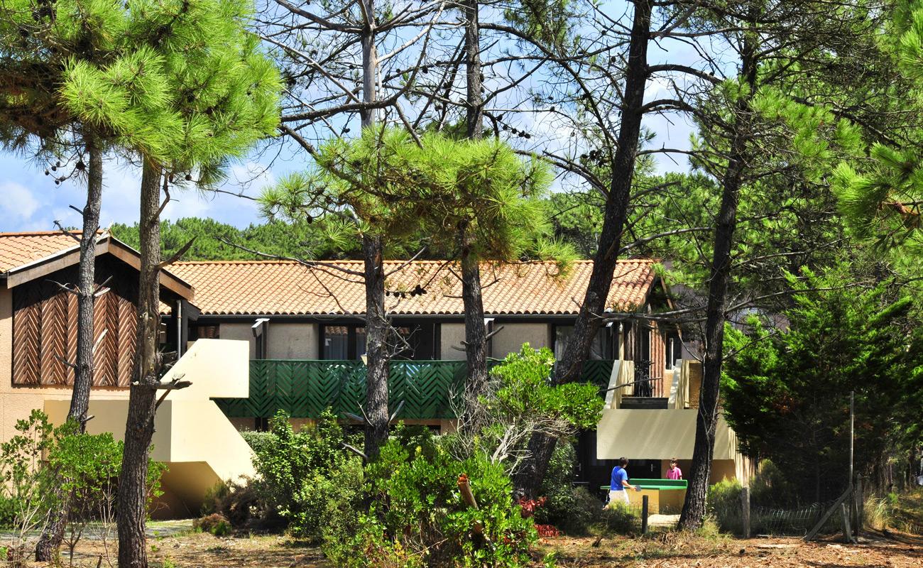 Village Vacances – VTF la Forestière – Lacanau Océan – Hébergements