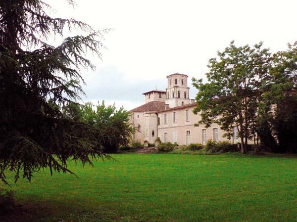 Vertheuil – Abbaye