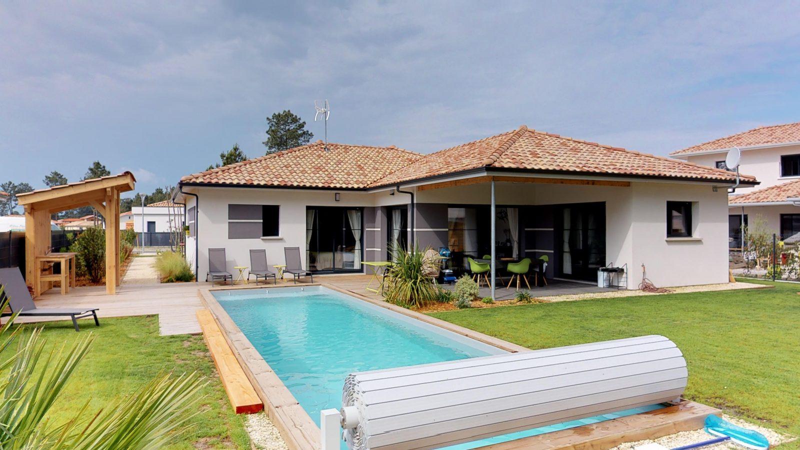 Villa exterieur terrasse