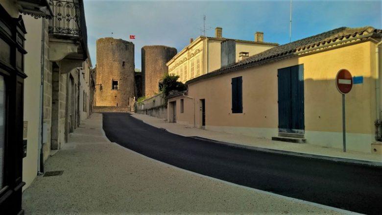 Village_Villandraut_Château et rue Boulin_Mairie_6_800