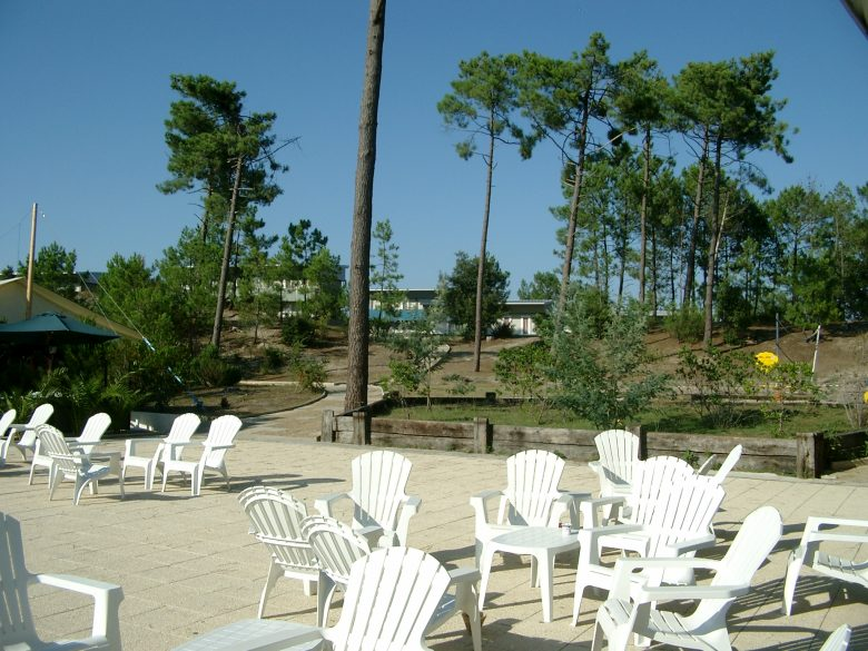 Village vacances Cévéo Les Dunes Carcans-Maubuisson terrasse 3