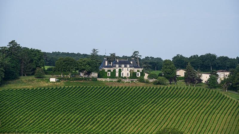 Chateau de Parenchere