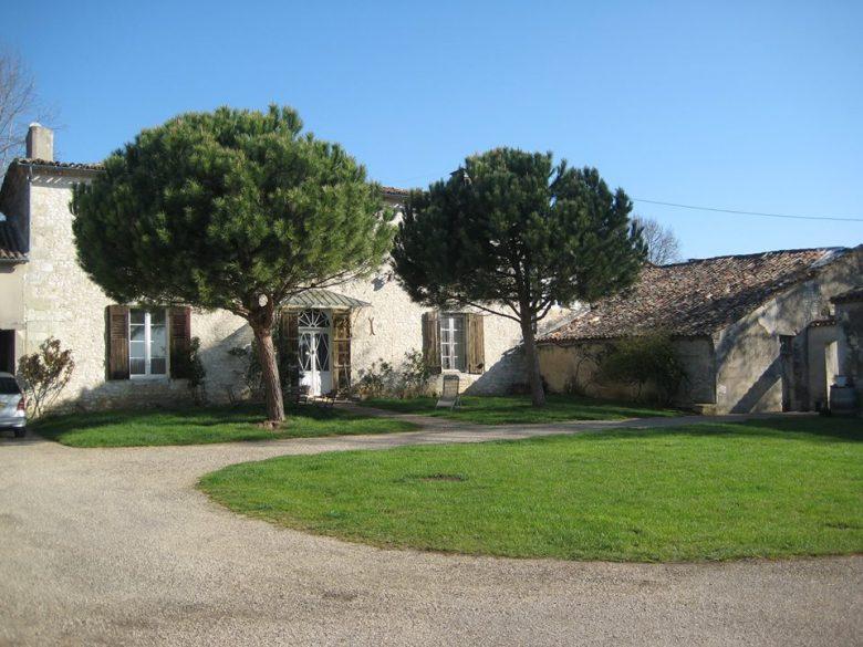 Vue d'ensemble – Château de Vacques
