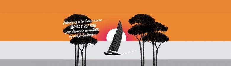 Wally Glisse – Ecole de voile 1