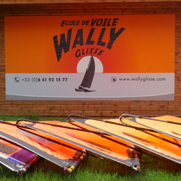 Wally Glisse – Ecole de voile 3
