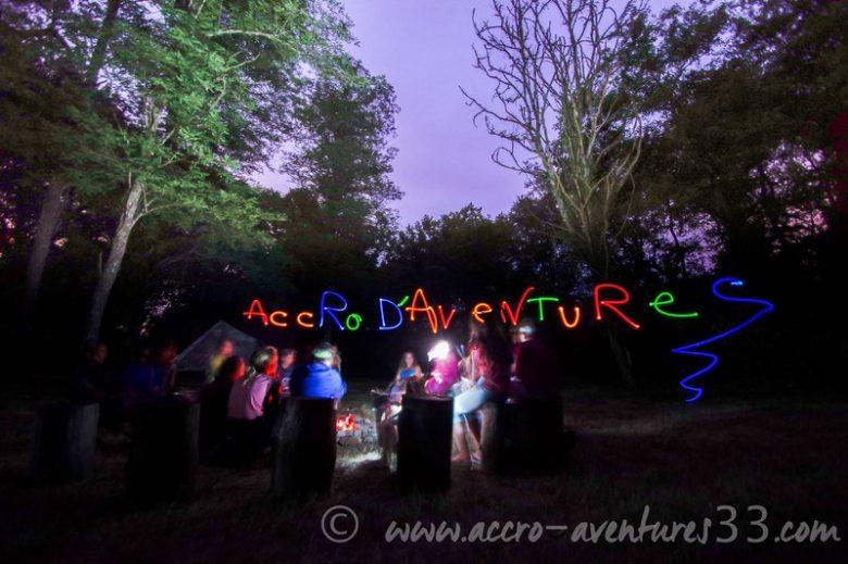 Accro d'aventures