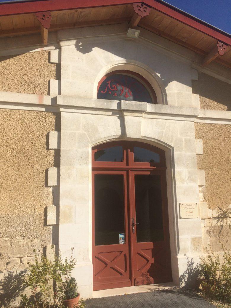 accueil Château l'Escarderie