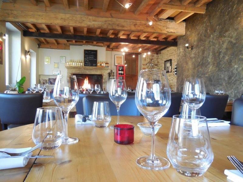 Auberge Les Vignes – SAUTERNES – Sud-Gironde