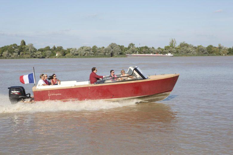 bateau Grattequina 3